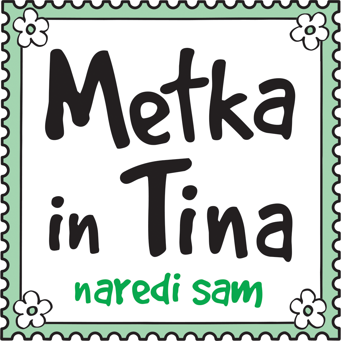 Metka in Tina Logo